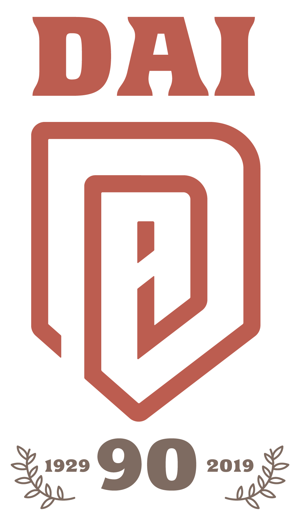 90 Jubilæum Logo