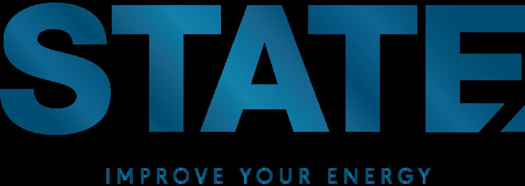 STATE Logo Illu, Eps, Outline Blå Overgang 50x25 Cm[2]
