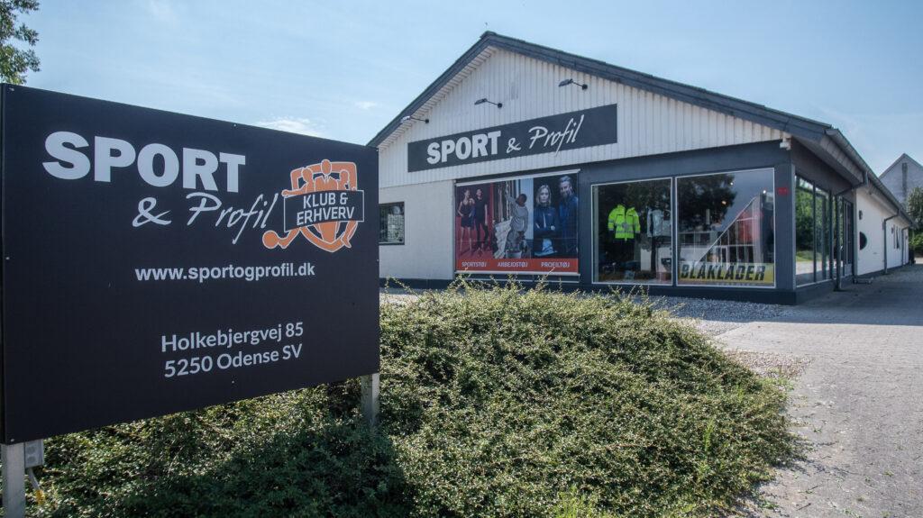 Sport Og Profil